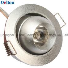 3W гибкий с возможностью затемнения Eye-Shape светодиодный кабинет свет (DT-CGD-009)