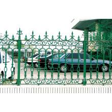 Конструкции ограждающих панелей / сварной забор /