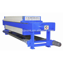 800 cámara de membrana PP prensa de filtro