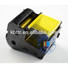 Fita amarela compatível 60mm * 130m PP-RC3RDF do cartucho da fita para a impressora de PP-1080RE