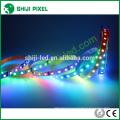 5m roll 12v &24v 60 leds/m dmx led flexible rgb strip light 5050
