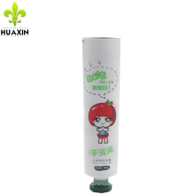 80g Aluminium laminated cosmetic soft hand cream tube package
