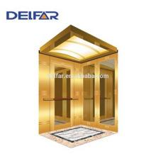 Elevador residencial de melhor qualidade decorado e estável