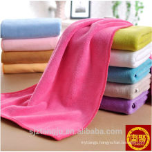 Best selling 100% cotton hair towel, cleaning hair towel, disposable hair towel