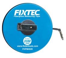 Fixtec ручной инструмент 20m 30m 50 м стекловолокна измерительная лента с дешевой цене