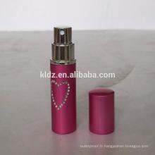 rouge à lèvres spray au poivre coloré petit