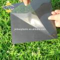 Роскошный 0.5 мм 0.8 мм 1 мм 1.5 2 боковых Размер клей настроить черный лист PVC цены