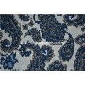 Textile à la maison simple fait par tissu de sofa solide de tissu d'impression
