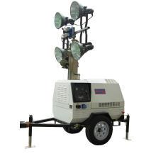 Mobile Light Tower Generator Set / Diesel Generator Set / Diesel Generator Set / Genset / Diesel Genset