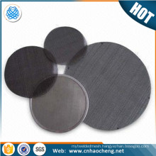 Plastic Extruder Screens /Extruder Filter Disc with Single Layer /Multi Layer