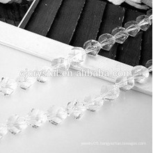 2016 handmade jewelry synthetic twisted beads