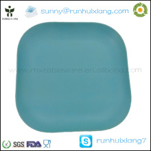 Nouveau 10 '' Eco-Friendly Square Bamboo Tray Tableware