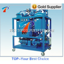 Ty Series Vacuum Turbine Oil Process Oil Purifier by Vacuum Evaporation Technology