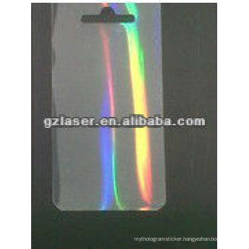 Hologram stand up pouches china
