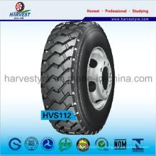 Горнодобывающая промышленность с использованием специальных шин для грузовиков (12R22,5)
