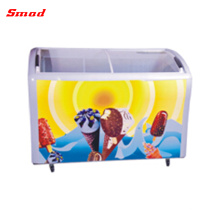 Best Sale Ice Cream Freezer/ Ice Cream Showcase With CE And High Quality