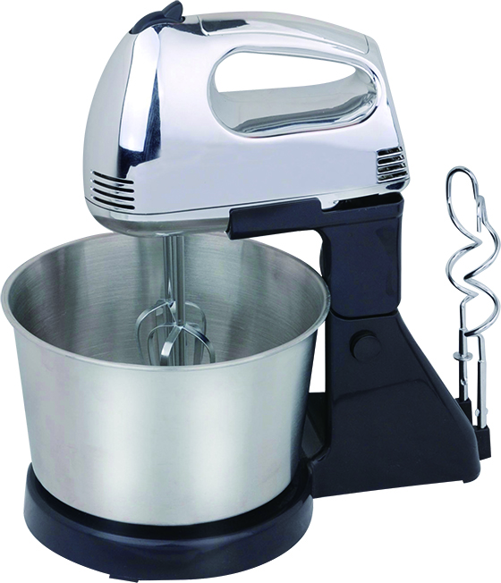 Hand Mixer With Bowl Cake Mixer