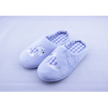 Indoor Slipper, Wholesale Cotton Fabric Soft Women Fancy Bedroom Slippers