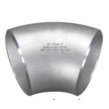 Butée-Soudage en acier inoxydable 45D Coude en Sch40