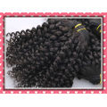 kinky curl brazilian hair extension for blackwomen
