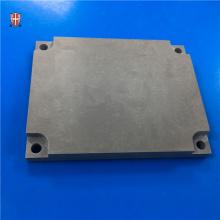 dissipação de calor de refrigeração placa de cerâmica de nitreto de alumínio AIN
