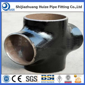 Butt Welded Pipe Fittings Cross Tee