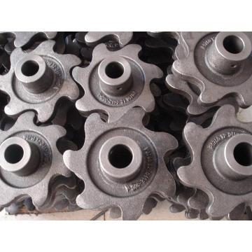 CNC подвергая механической обработке зубчатого колеса с хорошим качеством