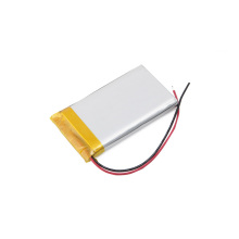 Batterie rechargeable de Lipo de 3.7v 3000mah avec la protection de carte