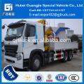 Heavy Duty 6 * 4 25 tons Camión grúa montada en venta