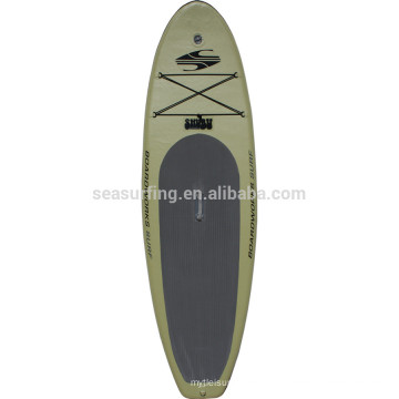 2017 personalizado tamanho inflatablestandup paddleboard na venda / inflável paddleboard