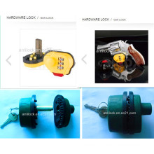 Gun Lock & Combination Gun Lock (AL-105)