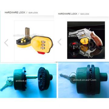 Gun Lock & Combination Gun Lock (AL-105)