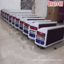 P8mm Electronic Outdoor Mobile Trailer Led Display Billboard Ip65