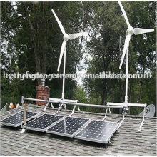 eficaz generador de 5kw solar y viento