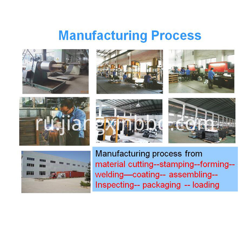 Manufacturing Process