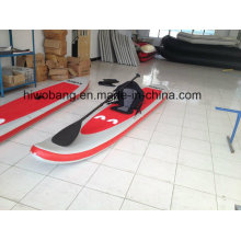 Inflatable Paddle Board Fishing Board