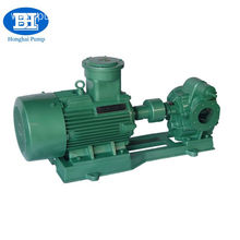 High Performance for Gear Lube Oil Pump KCB lube oil transfer pumps supply to Senegal Factory