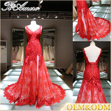 Alibaba boutique en ligne nouvelle mode sans manches bretelles en dentelle applique femme coutume 2016 import robe de mariée vente pour mariage