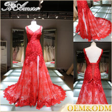 Alibaba online shop new fashion sleeveless strapless lace applique women's custom 2016 import wedding dress sale for bridal