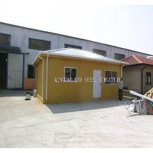 Maison préfabriquée de mur d'isolation de panneau de mousse de ciment légère
