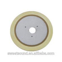 Actuador bimorfo piezo cerámica