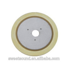 Actionneur bimorphe piezo céramique