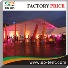 Beautiful Nights Cocktail party Tents with lightings for sale