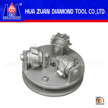 Circle Bush Hammer Wheel Litchi Roller for Sale