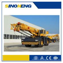 60 toneladas fuera de carretera grúa de terreno áspero Qry60 (RT60)