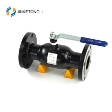 china supplier independent research casting no leak low price flange ball valve