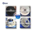 F1VY1125A precio del rotor de freno delantero para las exportaciones de Dubai