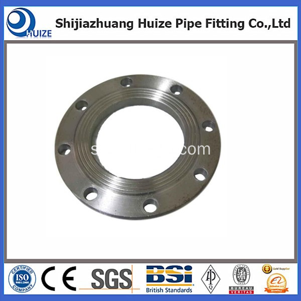 ASME B 16.5 Slip On Flange med rised face
