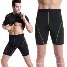 7 Farbe Fitness Sport Hosen Kompressionsshorts Outdoor Freizeit Leggings