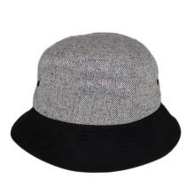 atacado moda promocional chapéu de balde de cânhamo